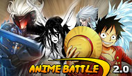 Anime Battle 2.0 – Play Free online games – Snokido