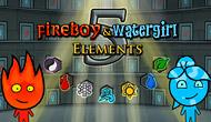 Fireboy & Watergirl 5