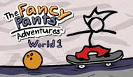 Fancy Pants Adventures : World 1