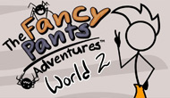Fancy Pants Adventures : World 2