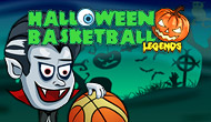 Halloween Basketball...