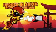 Heroes in Super...