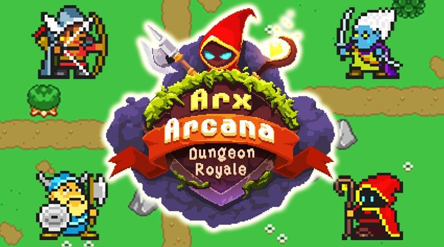 Arx Arcana: Last Mage Standing