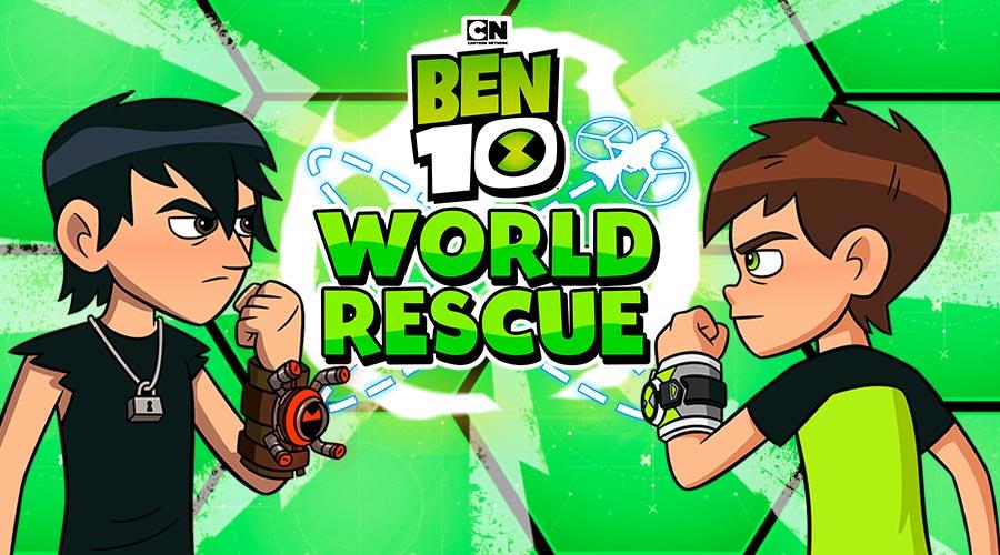 Ben 10: World Rescue