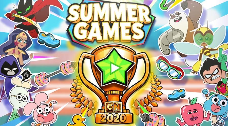 CN : Summer Games