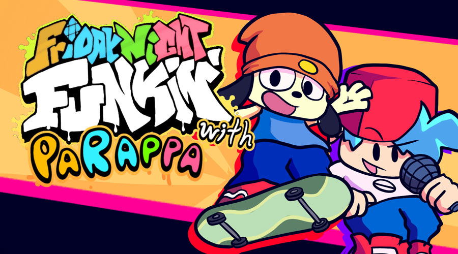 Friday Night Funkin' with Parappa