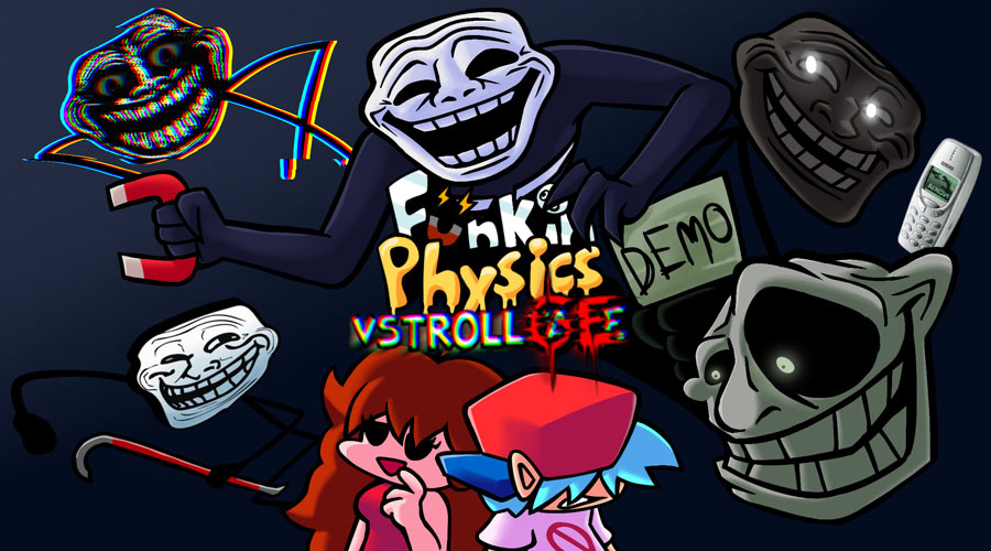 Vs. Trollface/Trollge