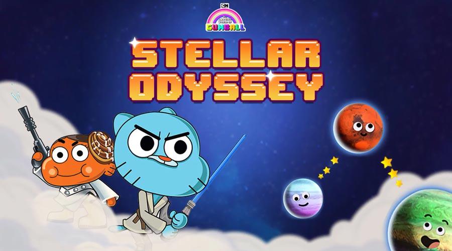 Gumball Stellar Odyssey