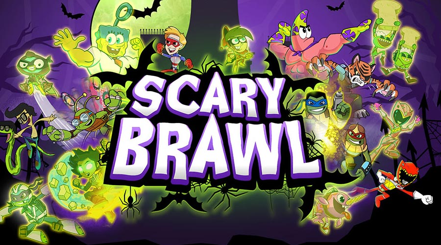Nick Scary Brawl