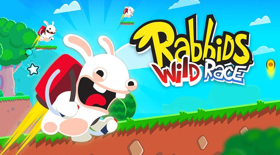 Rabbids Wild Race