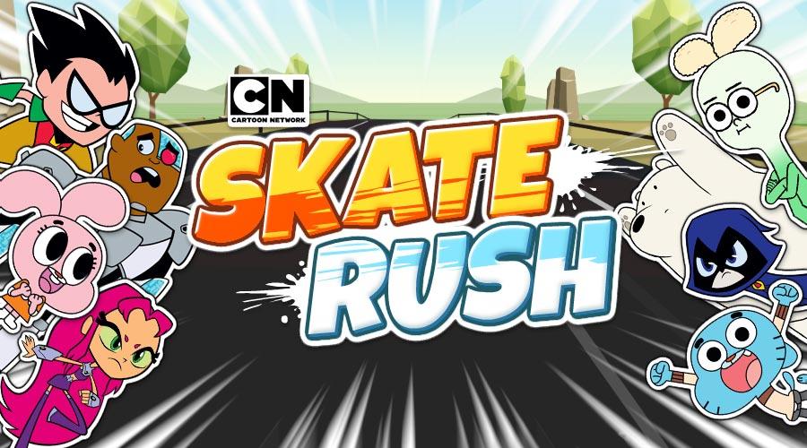 Skate Rush