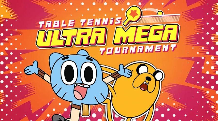 Table Tennis Ultra Mega Tournament