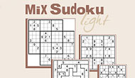 Mix Sudoku Light Vol.2