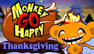 Monkey Go Happy : Thanksgiving