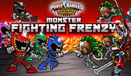 Power Rangers : Monster Fighting Frenzy