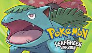 Pokémon Vert Feuille