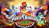 Power Rangers Dino...