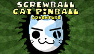Screwball Cat Pinball