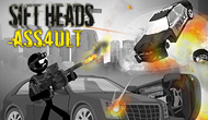 Sift Heads Assault : Trilogy