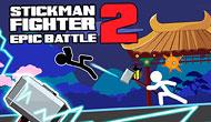 Stickman Fighter : Epic Battles 2