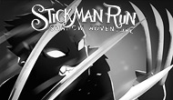 Stickman Run : Shadow Adventure