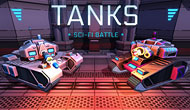 TANKS : Sci-Fi Battle