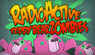 Radioactive Teddy Bear Zombies