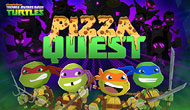 Tortues Ninja : Pizza Quest
