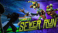 Tortues Ninja : Sewer Run
