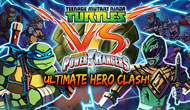 TMNT vs Power Rangers
