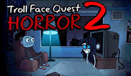 Troll Face Quest : Horror 2