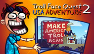 Troll Face Quest : USA Adventure 2