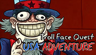 Troll Face Quest : USA Adventure