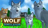 Wolf Simulator 3D