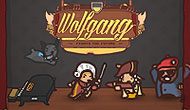 Wolfgang Fights...