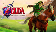 The Legend of Zelda : Ocarina...